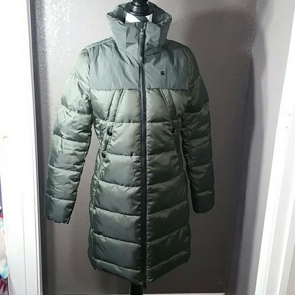 44047c0ea78 G-Star Jackets & Coats | Gstar Raw Whistler Slim Hedley Womens Small ...